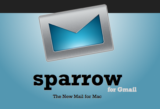 sparrow email for mac gmail beta