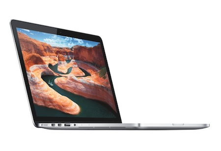new mbp 13 retina display